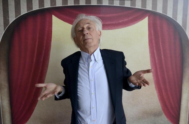 Albert Boadella, en los Teatros del Canal.