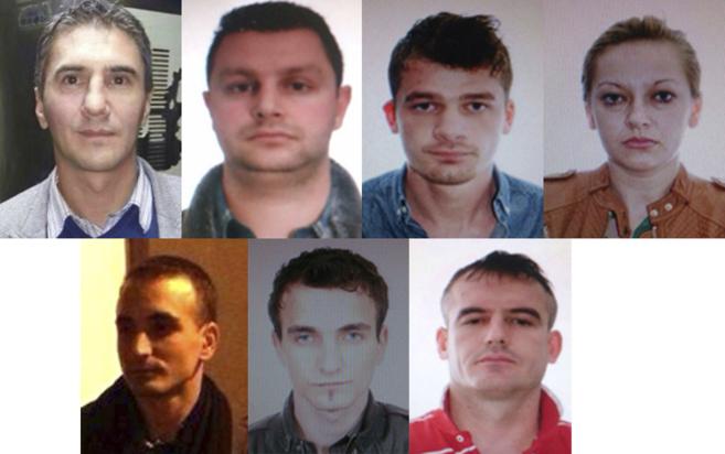 La Policía Nacional ha difundido la imagen de los carteristas de la...