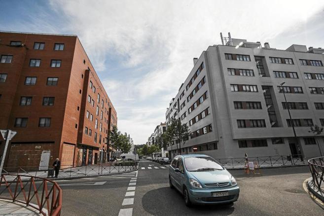 Bloques de viviendas de VPO en Villa del Prado, Valladolid