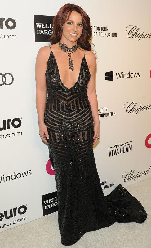 Britney Spears (32). Antes de que Britney Spears bajara a los...