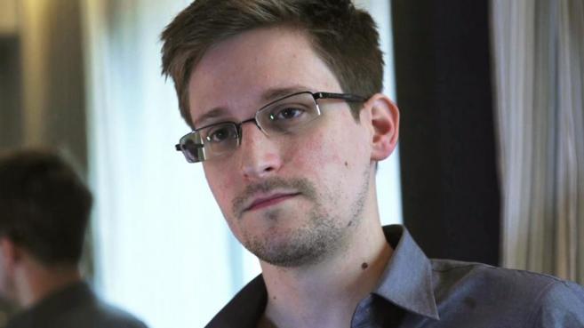 El ex técnico de la CIA, Edward Snowden.