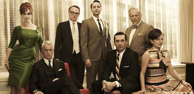 Imagen de la serie 'Mad Men'