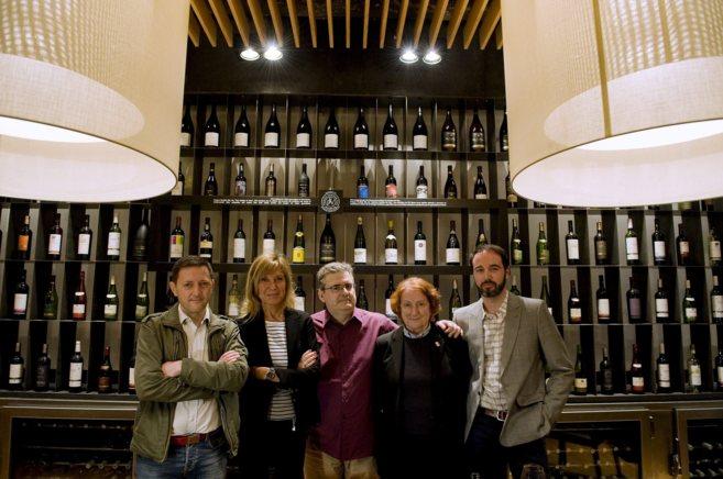 Ignacio Martínez de Pisón, Pilar Eyre, Sergi Pàmies, Rosa Regàs y...
