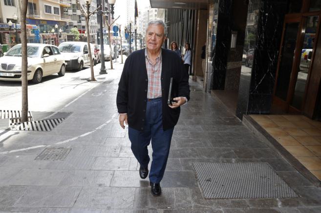 Luis Diaz Alperi, en una imagen reciente.
