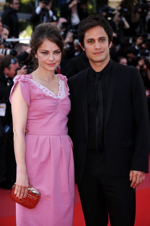 Dolores Fonzi y Gael García Bernal.