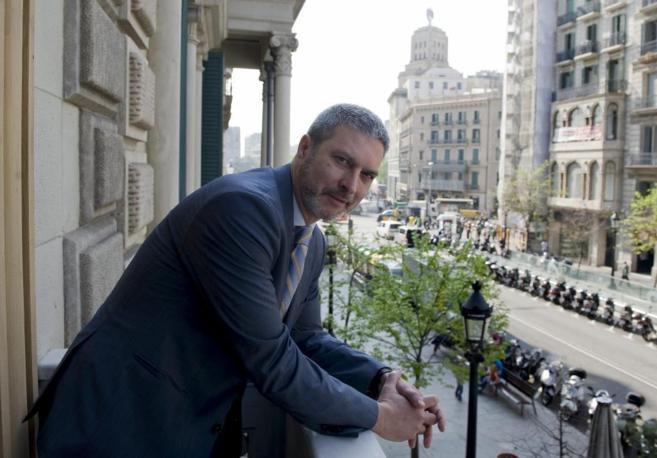 Josep Ramon Bosch, portavoz de SCC.