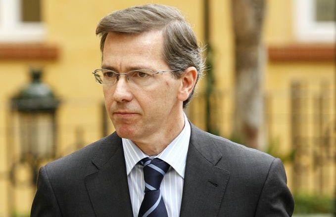 Bernardino León, enviado especial de la UE para el Sur del...