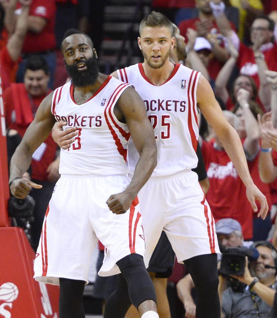 La 'barba' Harden no pudo con Portland.