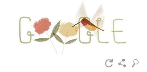'Doodle' de Google del Día de la Tierra