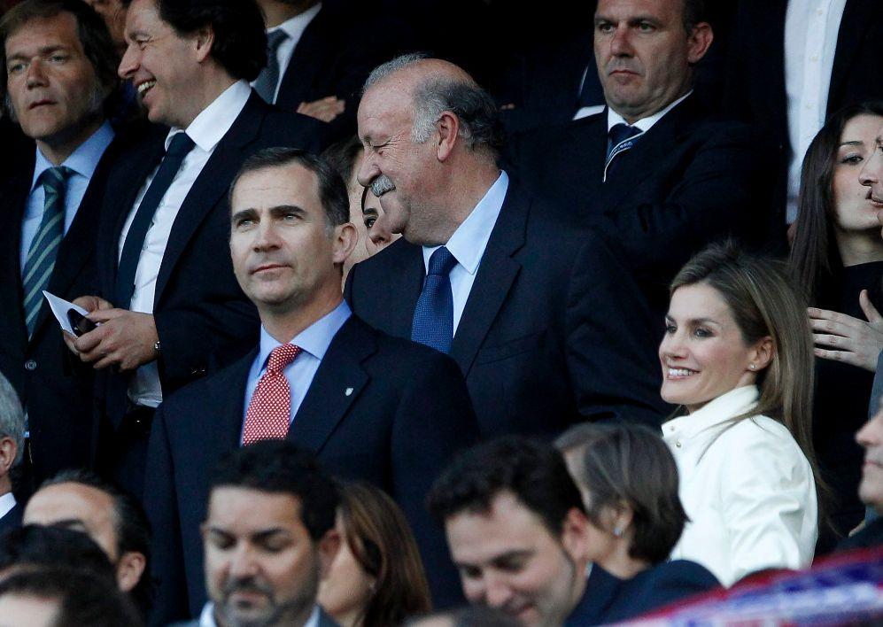 """Don Felipe no se mostró como un buen vaticinador. """"Cuantos más goles..."""