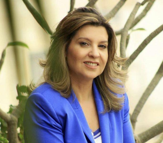 Nadine Mussa, primera mujer aspirante a la presidencia libanesa