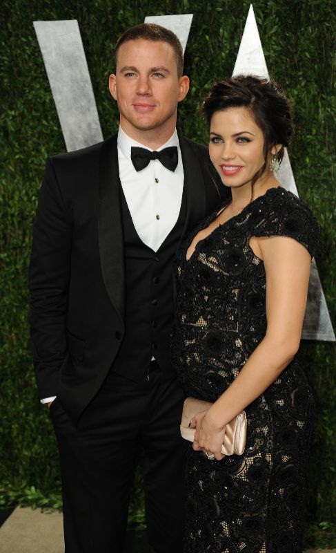 Jenna Lee Dewan-Tatum y su marido, Channing Tatum, fueron padres por...
