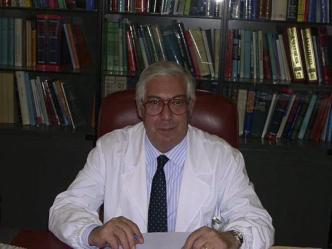 Rodolfo Proietti, médico de Juan Pablo II