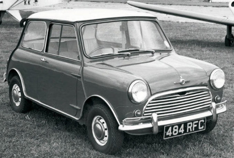 Mini La Evolución De La Especie Motor El Mundo