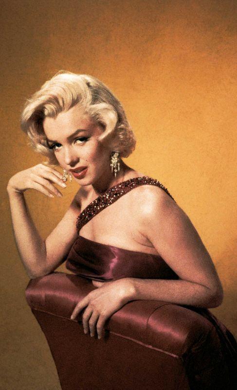 Norma Jeane Baker fue la artífice del icono, del personaje. Con su...
