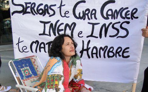 Beatriz Figueroa, la mujer que movilizó la recogida de firmas