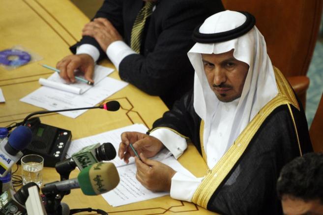 Abdullah al-Rabiah, el ministro saudí de Sanidad que ha sido...