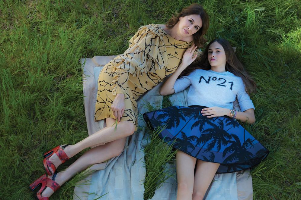 """Ana García-Siñeriz (""""Nos encanta ver comedias románticas. Chloé..."""