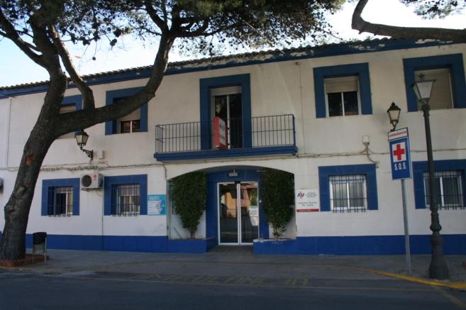 Actual centro de salud de Peñíscola.