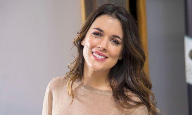 Adriana Ugarte presume de sonrisa en uno de sus últimos eventos