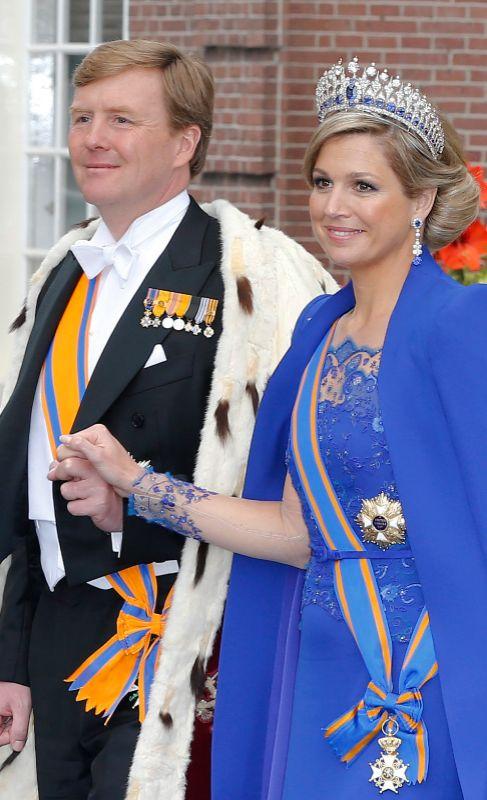 <strong>Reyes del siglo XXI.</strong> Casados desde hace 12 años, el...