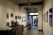 El espacio para exposiciones