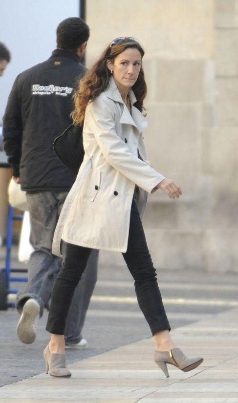 La hermana de la Princesa de Asturias, en la Ciudad Condal.