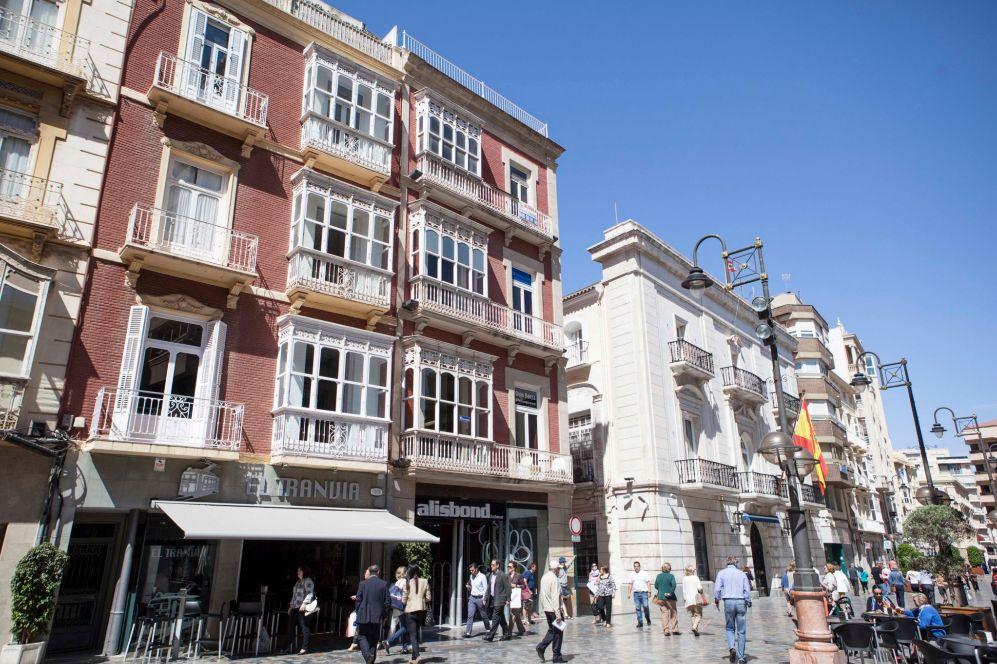 EDIFICIO EN CARTAGENA: Esta propiedad en el casco antiguo de la...