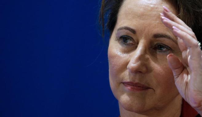 La ministra de Ecología del Desarrollo Sostenible y de la Energía...