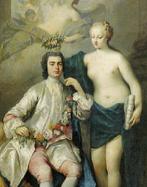 'Farinelli coronado por la musa Euterpe' (1734), de J....