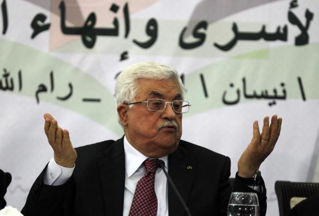 El presidente de la ANP durante su discurso.
