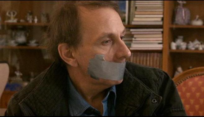 Un momento del falso documental 'The Kidnapping of Michel...