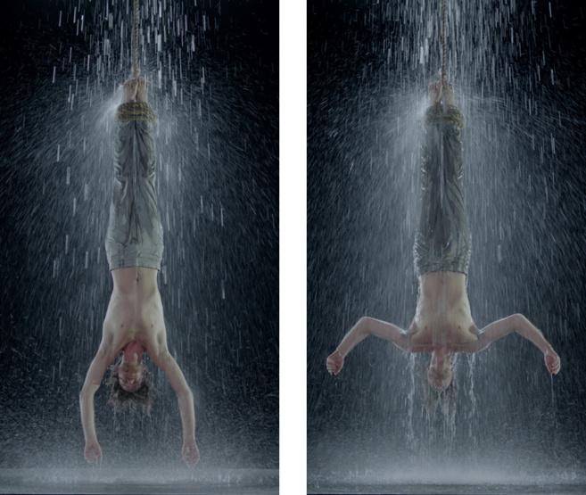 Fotografias de la serie 'Earth, air, fire, water'