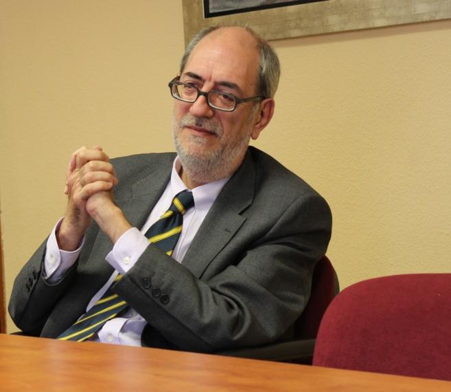 Andrés de Armas, director general de Uteca.