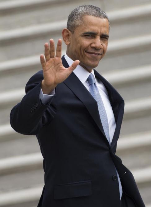 El presidente de los EEUU, Barack Obama.