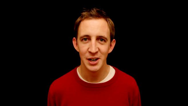 Nathan Filer, en un retrato promocional.