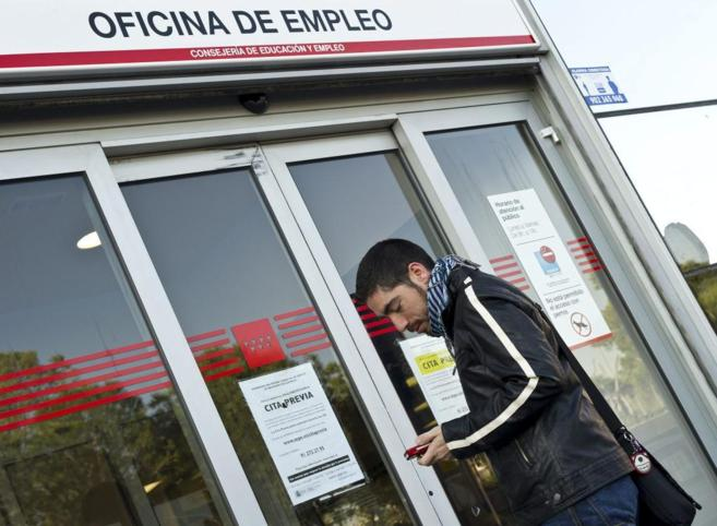 S lo el 20 9 de los j venes espa oles se puede emancipar for Oficina del inem madrid