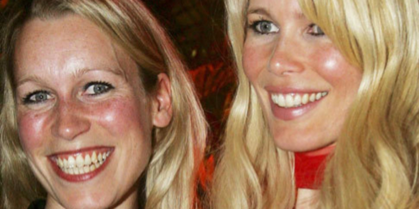 <strong>4. Claudia Schiffer (43) y Ann Caroline:</strong>...