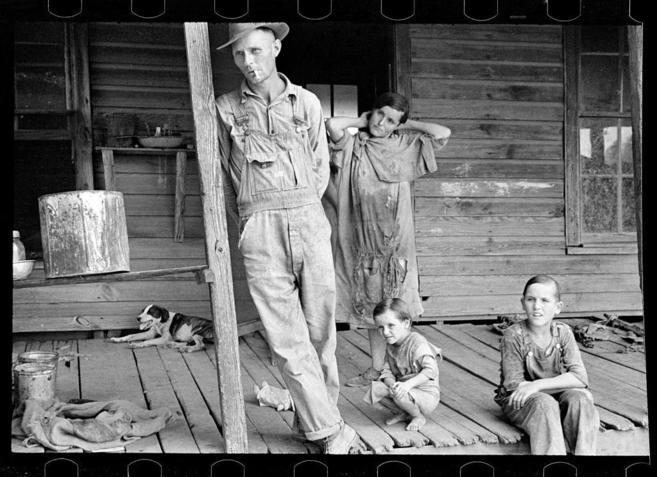 Estampas de la Gran Depresión | Cultura | EL MUNDO