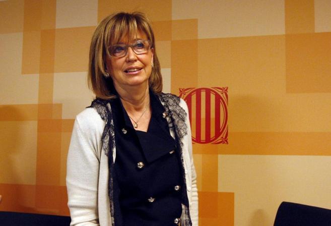 La consellera de Educación, Irene Rigau