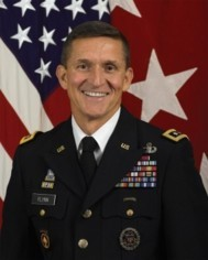 El teniente general Michael Flynn.