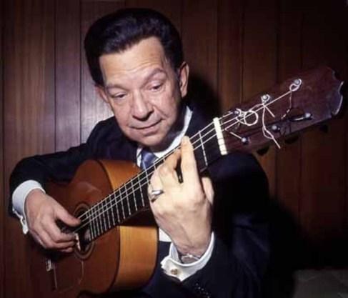 El maestro Sabicas, protagonista del festival Flamenco On Fire.