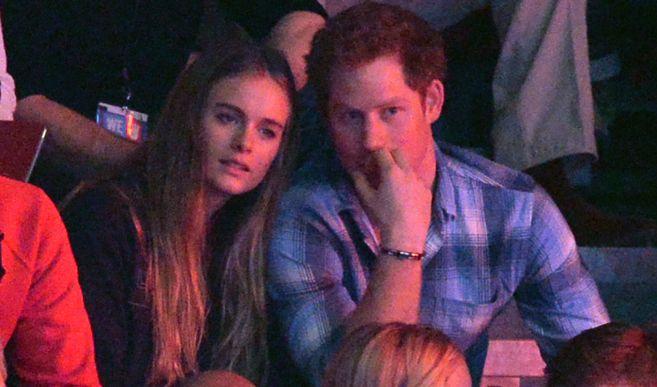 La ex pareja, en un evento deportivo, el pasado mes de marzo.