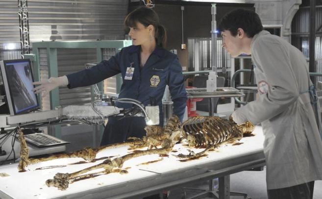 Un capítulo de 'Bones' fue la emisión más vista en marzo...