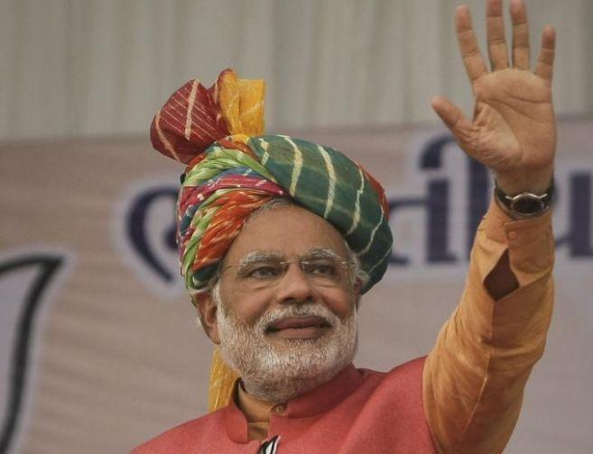 El celibato en la clase política está bien visto en India, ya que...