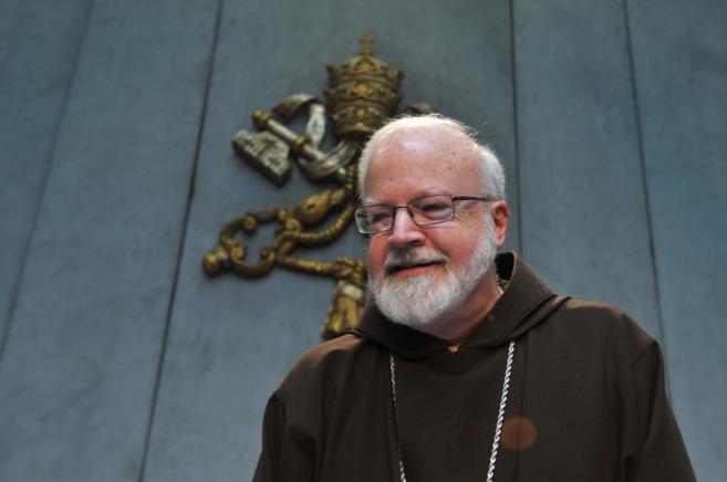 Sean Patrick  O'Malley, miembro de la Pontificia Comisión para...