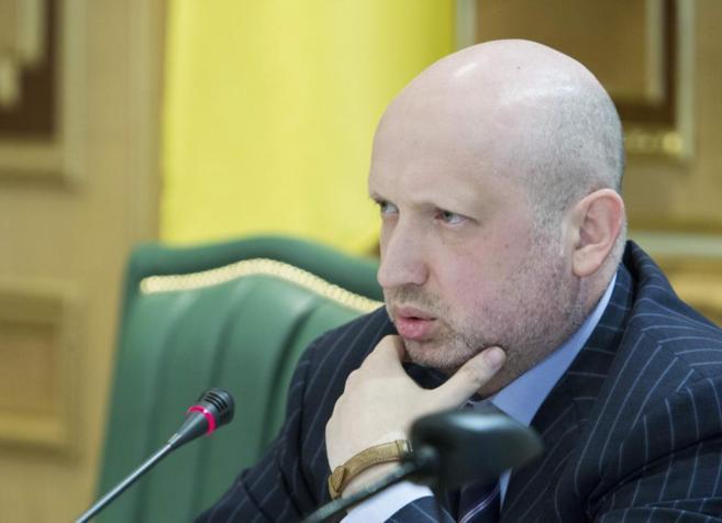 Oleksander Turchinov.