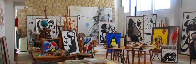 Exposición permanente que reúne varias obras del artista en su...