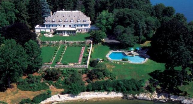 Imagen de la vivienda situada en los Hamptons, Nueva York