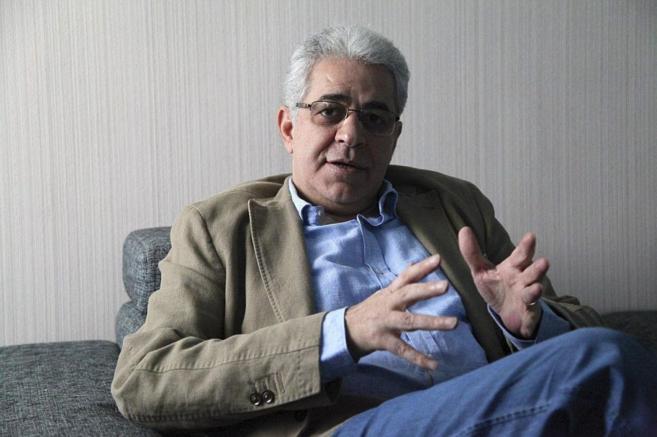 Entrevista Hamdin Sabahi, candidato a las presidenciales de Egipto.